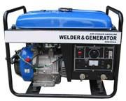 Budget Diesel Welders and Generators: MW200A for gasoline welding and MDW180A for diesel welding)